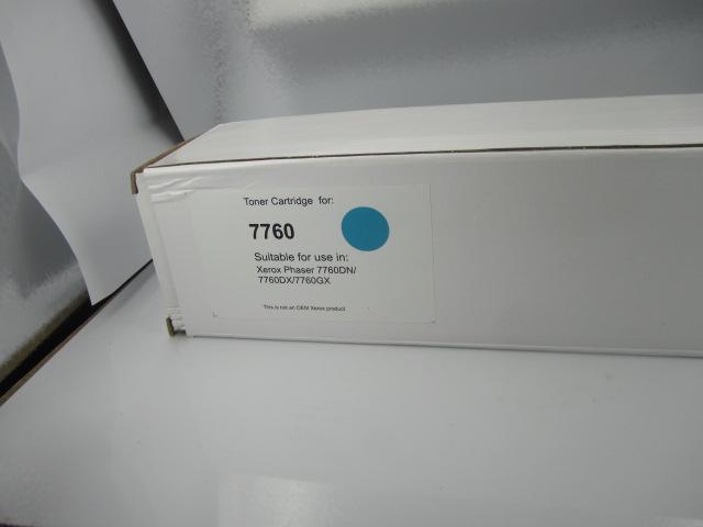 Xerox Compatible Laser toner Xerox phaser 7760N series Black [NT-B-XE7760BK]